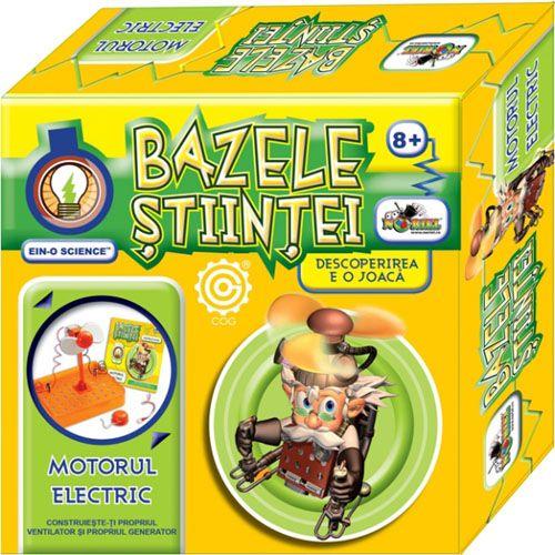 Bazele Stiintei - Motorul Electric