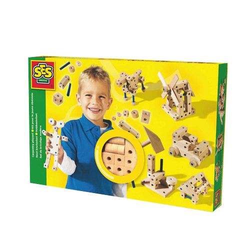 Carpentry Playset 945