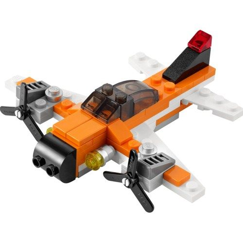 Creator - Mini Avion 3 in 1
