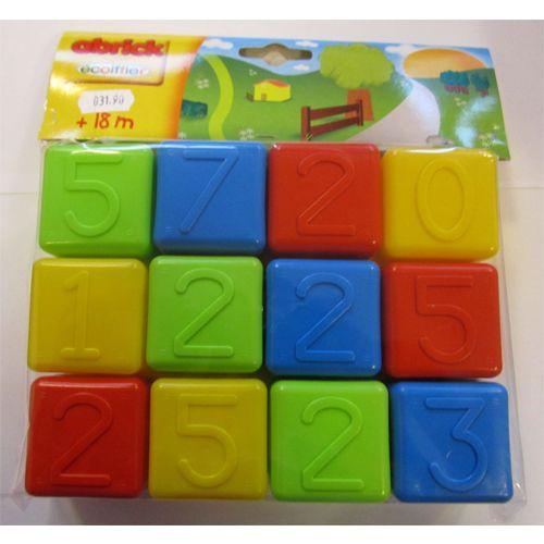 Set Cuburi cu Numere