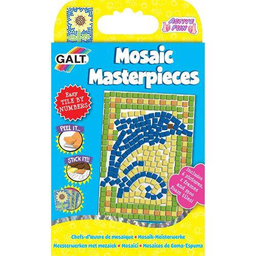 Mosaic Masterpieces - Set Creatie Mozaic