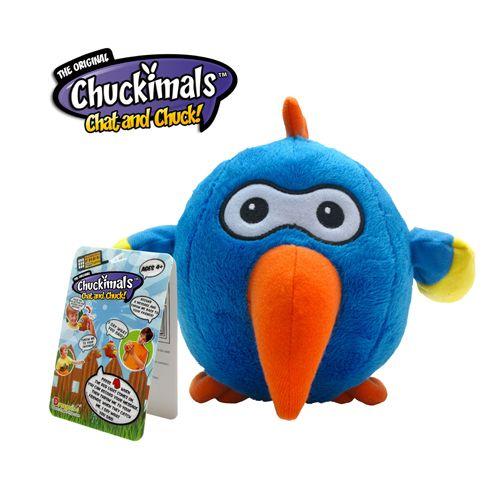 Prieten Chuckimals Papagal