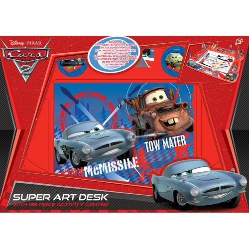 Birou Artistic Disney Cars
