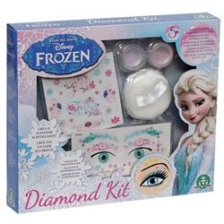 Set Machiaj Diamond Frozen Accesorii Fetite Giochi Preziosi