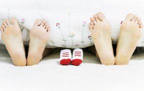 Bebe doarme cu mama? O alegere documentata