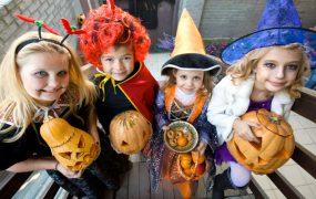 Idei de costume pentru Halloween confecționate acasă