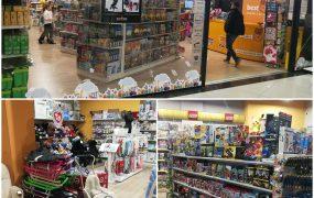 Românii nu pot sta departe de cumpărături. De unde achiziționăm produse pentru copii?
