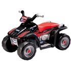 ATV Polaris Sportman 400 Black, Peg Perego