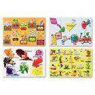Puzzle de Podea Educational 4, Melissa & Doug