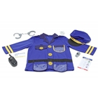 Costum Carnaval Copii Ofiter de Politie, Melissa and Doug