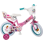 Bicicleta Mickey Mouse Club House 14 inch Roz, Toimsa