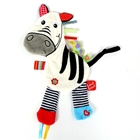 Minipaturica Friends - Zebra, Label Label