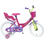 Bicicleta Minnie Mouse 16 inch, DENVER