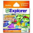 Soft Educational LeapPad Fabrica Literelor, Leap Frog