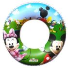 Colac de Inot Mickey Mouse, 16 x 26 x 3.5 cm, BestWay