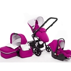 Carucior 3 in 1 Kraft 6 Purple, Kinderkraft