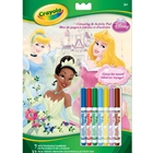 Set Carte de Colorat Printesele Disney, Crayola