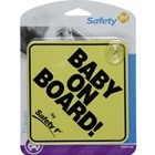 Semn Baby on Bord, Safety 1st
