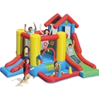 Saltea Gonflabila Play Center 7 in 1, Happy Hop