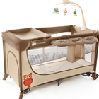 Patut Pliabil Joy Completo Brown, Kinderkraft
