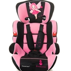 Scaun Auto Kid Love Princess 9-36 kg, Krausman