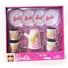 Set Metalic Ceai Barbie, Faro