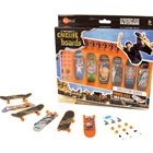 Set 6 Miniskateboard Premium Tony Hawk, Circuit Boards