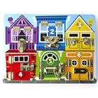 Incuie si Descuie, Melissa and Doug