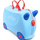 Valiza George, Trunki