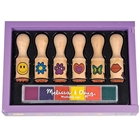 Set de Stampile Happy Handle, Melissa & Doug