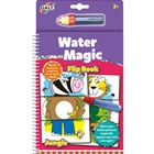 Carte de Colorat Water Magic - Animale din Jungla , Galt