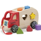 Camion Shape Sorter cu 6 Forme, New Classic Toys