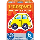 Set 6 Puzzle Transport, Orchard Toys