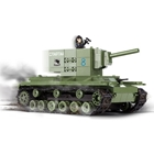 Set de Construit KV-2 - World of Tanks, Cobi