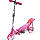 Trotineta Junior X360 Series Roz, Space Scooter