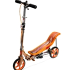 Trotineta X580 Series Portocalie, Space Scooter