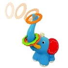 Jucarie Interactiva Playful Elephant Toss, Kiddieland