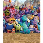 Tapet pentru Copii Monsters University, Walltastic