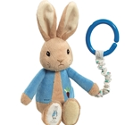 Peter Rabbit - Jucarie din Plus Atasabila 20cm, Rainbow Design