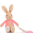 Flopsy Rabbit - Jucarie din Plus Atasabila 20cm, Rainbow Design
