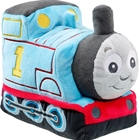 Locomotiva Thomas - Jucarie din Plus 18cm, Rainbow Design