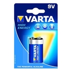 Baterie 9V High Energy, VARTA