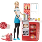 Set de Joaca Barbie Spaghetti Chef, Mattel