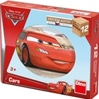 Puzzle Cubic Cars 12 Piese, Dino Toys