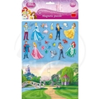 Puzzle Magnetic Disney Princess 24 Piese, Dino Toys