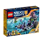 NEXO KNIGHTS - Masina Lock and Roller a Ruinei 70349, LEGO