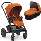 Carucior Multifunctional Chrome Deluxe Rust 2 in 1, Joie