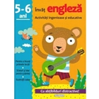 Activitati ingenioase si educative. Invat Engleza, 5-6 ani, Editura Girasol