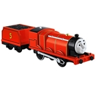Locomotiva Thomas and Friends Motorizata - James, Mattel