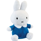 Jucarie din Plus Miffy Blue 22 cm, Rainbow Design